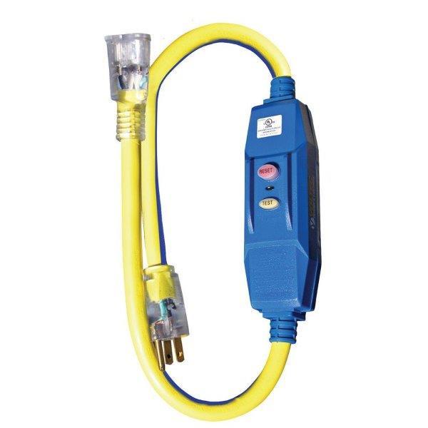 Line Cord GFCI 20 amp Voltec - All Borough HVAC