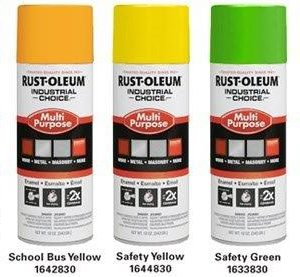 Sealant And Spray Paint