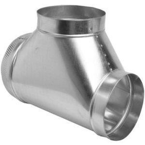Duct Round Fittings