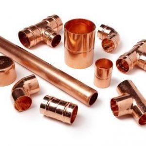 Copper Press Fitting